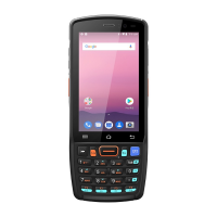 Терминал сбора данных Urovo DT40 / DT40-SZ2S9E4000 / Android 9.0 / 2D Imager / Zebra SE4710 (Soft Decode) / Bluetooth / Wi-Fi / GSM / 2G / 4G (LTE) / 4G (LTE) / GPS / GUN / NFC / 13.0 MP (rear camera) / 2.0 MP (front camera) / RAM 2 GB / ROM 16 GB / Восьм